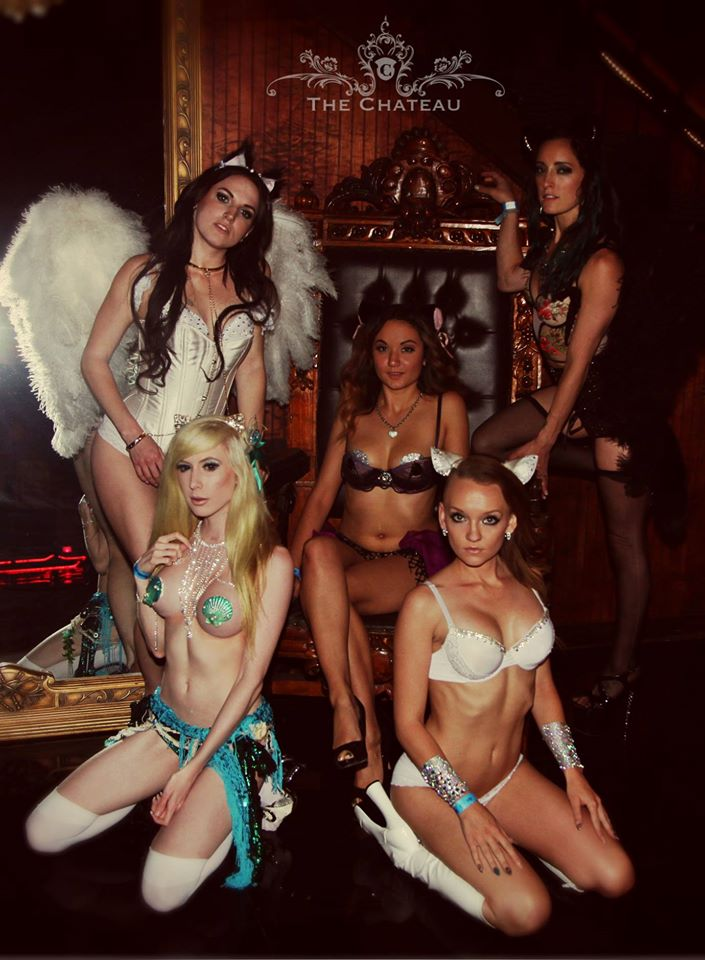 Chateau girls at the playboy party in Vegas post thumbnail