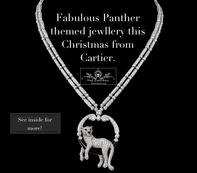 Christmas Cartier jewellery for kittens! post thumbnail