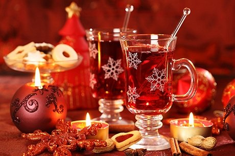 Christmas cocktails! The Kris Kringle Effect. post thumbnail