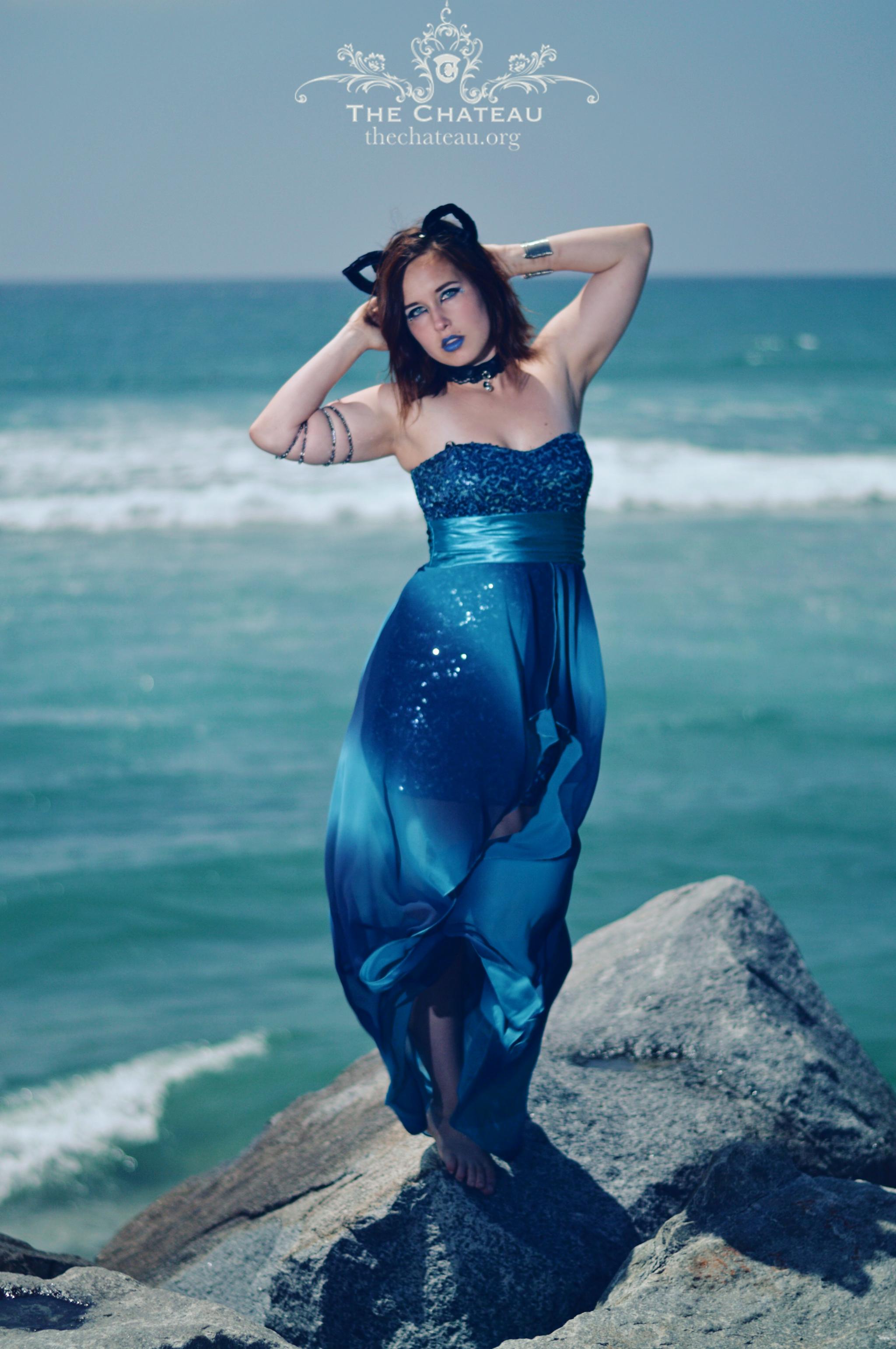 MissGrey's sea Goddess shoot. post thumbnail