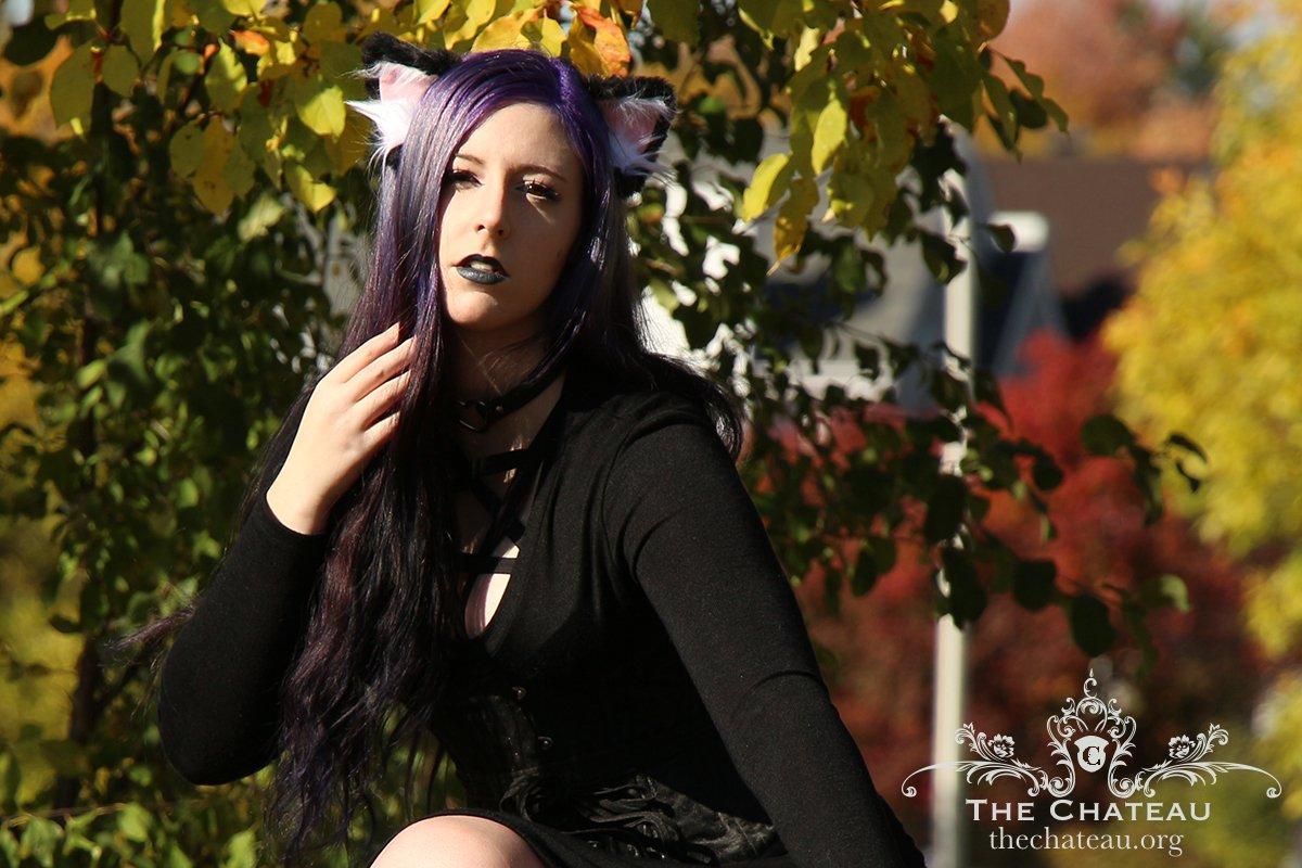 Arie Sana's Fall shoot. post thumbnail