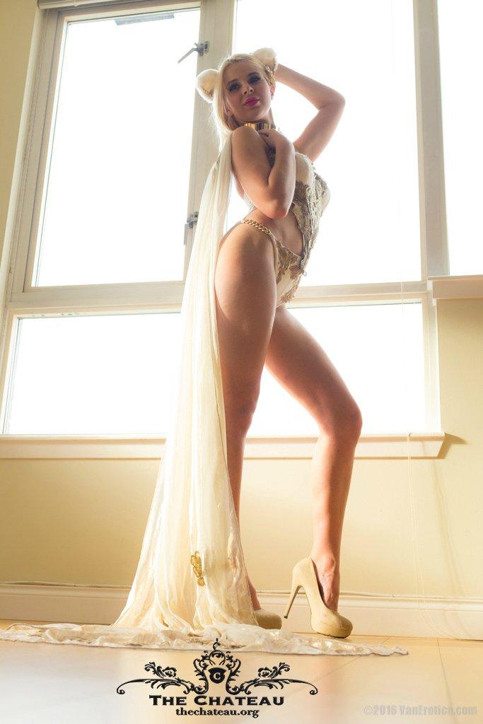 Claudia Rylie's Goddess Shoot. post thumbnail